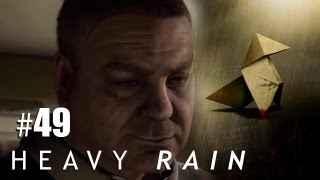 Repeat youtube video Heavy Rain - Part 49 ・ Chapter 49 Origami Killer