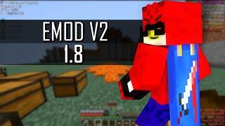 EMOD V2 - MOD DE HG E PVP [1.8]