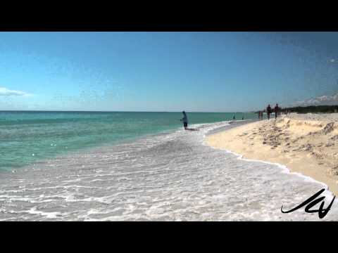 Best Beach  -  Riviera Maya Mexico -  YouTube
