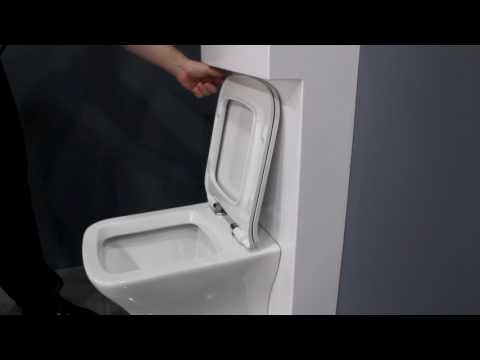 Manhattan combined toilet and basin unit