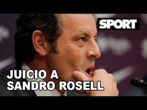 LIBERTAD CONDICIONAL PARA SANDRO ROSELL | JUICIO AL EXPRESIDENTE DEL FC BARCELONA | SESIÓN 27-2-2019