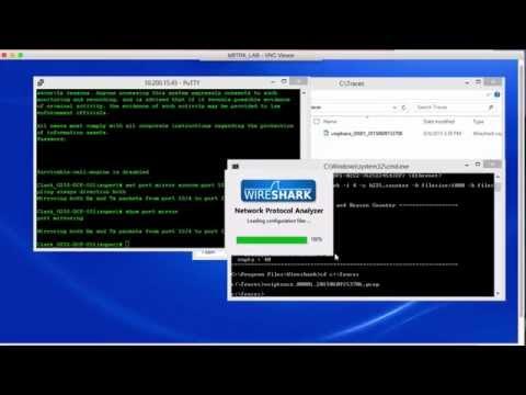 Avaya VoIP Trace With Wireshark-Tshark