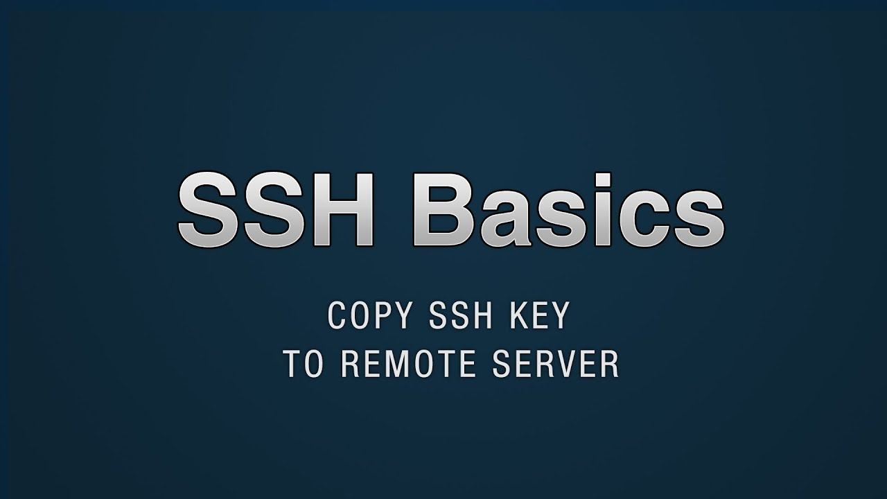 Private Git Repositories: Part 2A - Repository SSH Keys