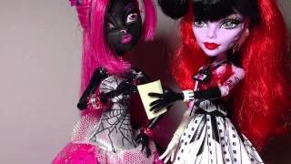 Stop motion  Monster high   Звуки