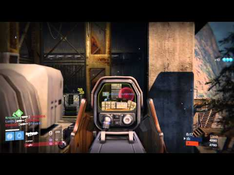Destiny / PvP / Clash / Hunter / Spare Change.25 FTW!!!!!!!