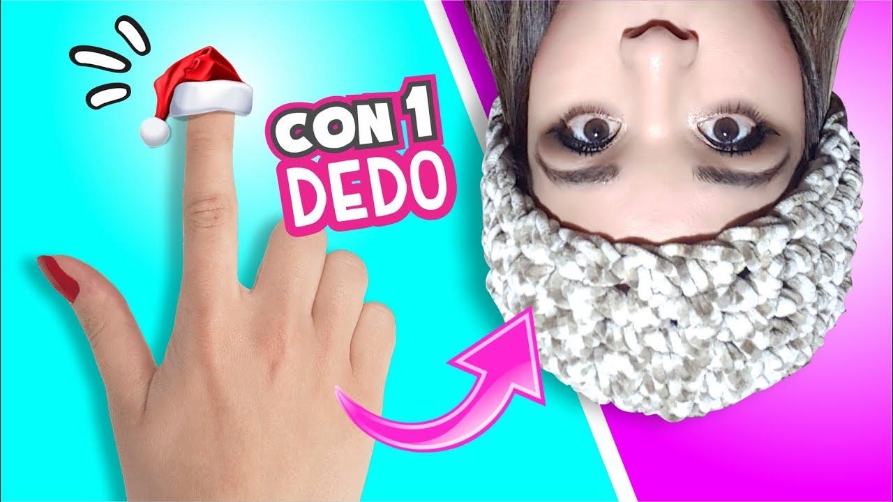 accesorios de rendimiento m/ágico para decoraci/ón de Halloween Stobok Bufanda falsa para los dedos de los dedos cortados realistas