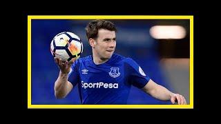 Seamus Coleman plays 58 minutes on Everton return