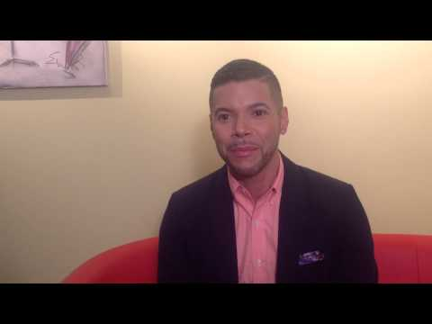 Actor Wilson Cruz discusses his work with GLAAD