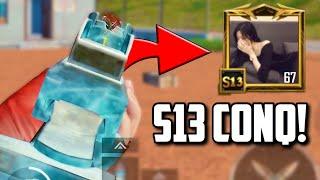 SQUAD WIPE on a S13 CONQUEROR! | PUBG Mobile Solo vs Squad Asia