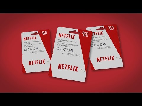 Best Buy offers tax refund on Netflix gift cards