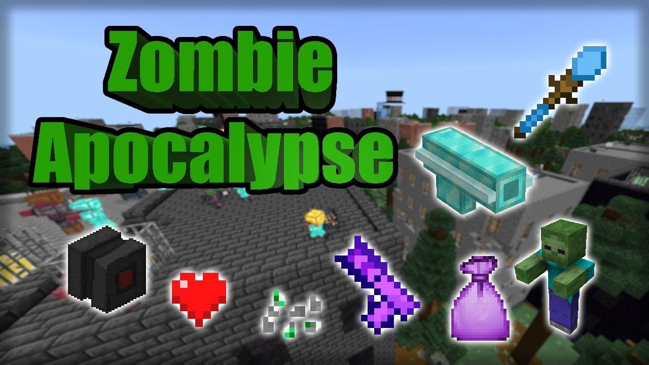 Zombie Apocalypse Modpack