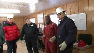 basin electric ceo tours bakken oil field of north dakota