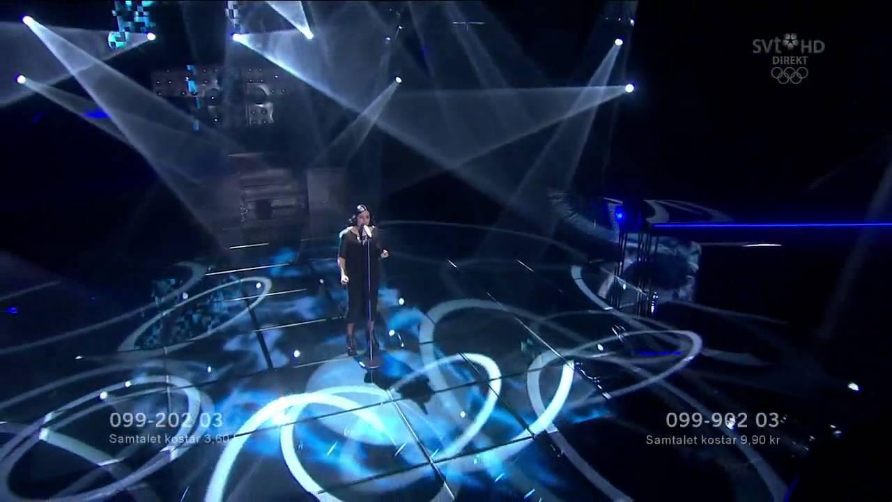Melodifestivalen Deltävling 2: Innan Alla Ljusen Brunnit Ut