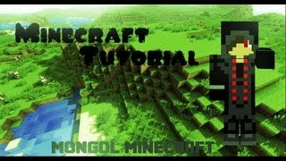 Mongol Minecraft: Installing TooManyItems , Optifine , Mod (Clay Soldier)
