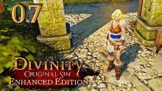 Divinity: Original Sin #07 - Unterstützung [Gameplay German Deutsch] [Let