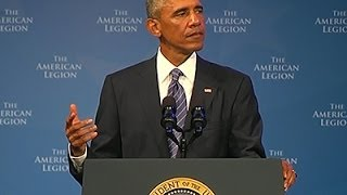 Obama Vows Justice in Murder of American