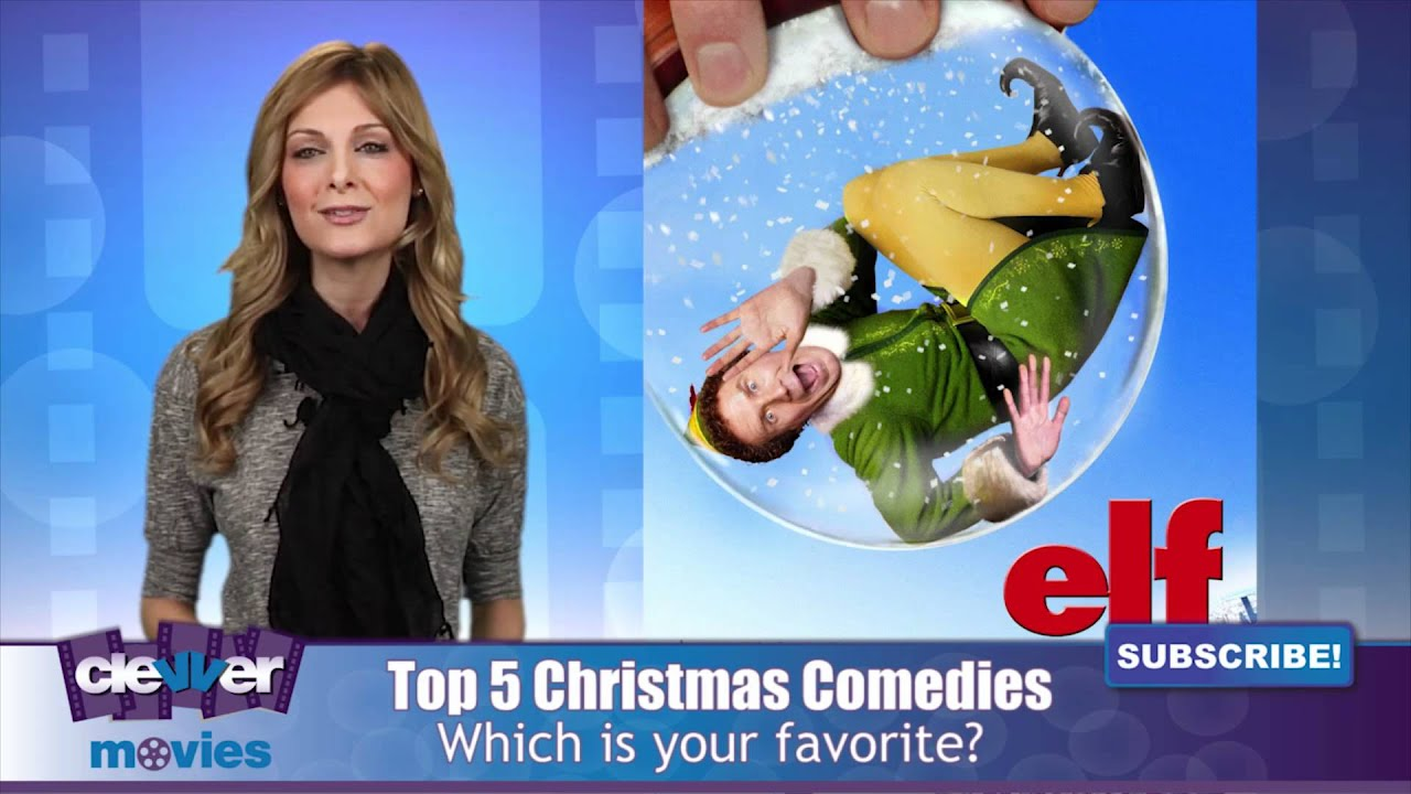 best christmas comedy movies top 5 tuesday youtube - Best Christmas Comedies