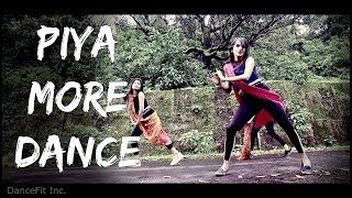 Piya More Song | Baadshaho | Quick Dance Choreography | Sunny Leone | Emraan Hashmi