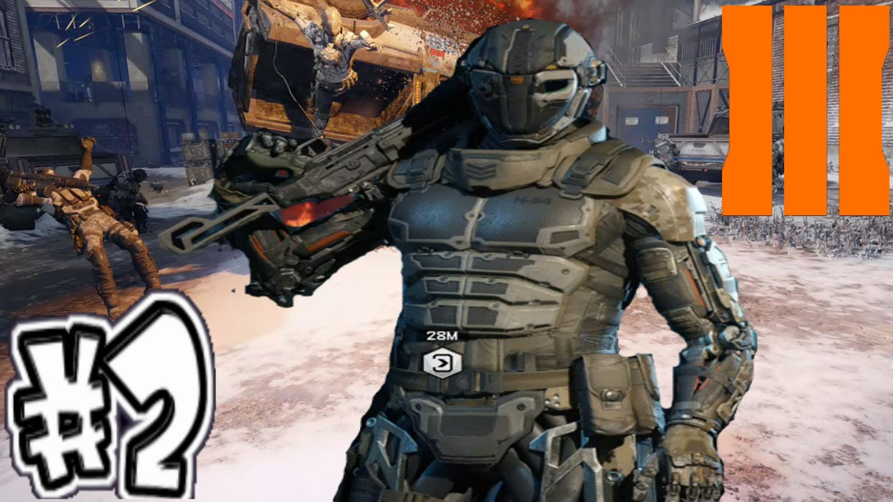 Call Of Duty Black Ops III - NEW PROTOTYPE OUTFIT!!!!!!! - YouTube