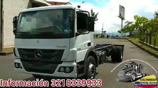 Presentaciónde vehículos por Carlos Mario de Automotores La Floresta +57 321 8339933