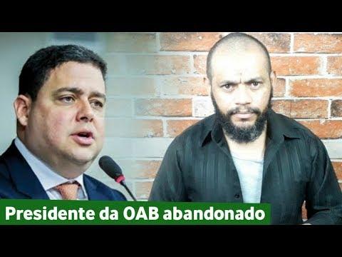 Advogados de todo o Brasil abandonam o presidente da OAB Felipe Santa Cruz