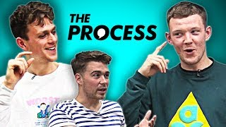 THE UK YES THEORY | The Zac And Jay Show: The Process #5