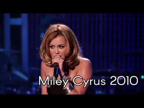 Taylor Swift, Selena Gomez, and Miley Cyrus Vocal Battle - 2008-2016