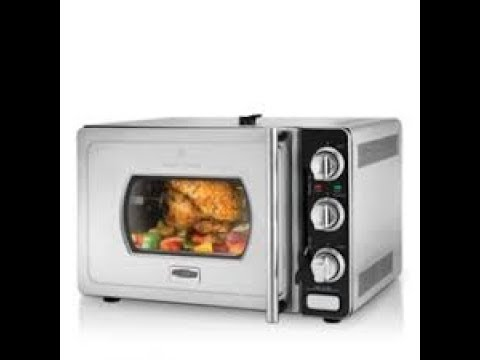 wolfgang puck pressure oven reviews youtube