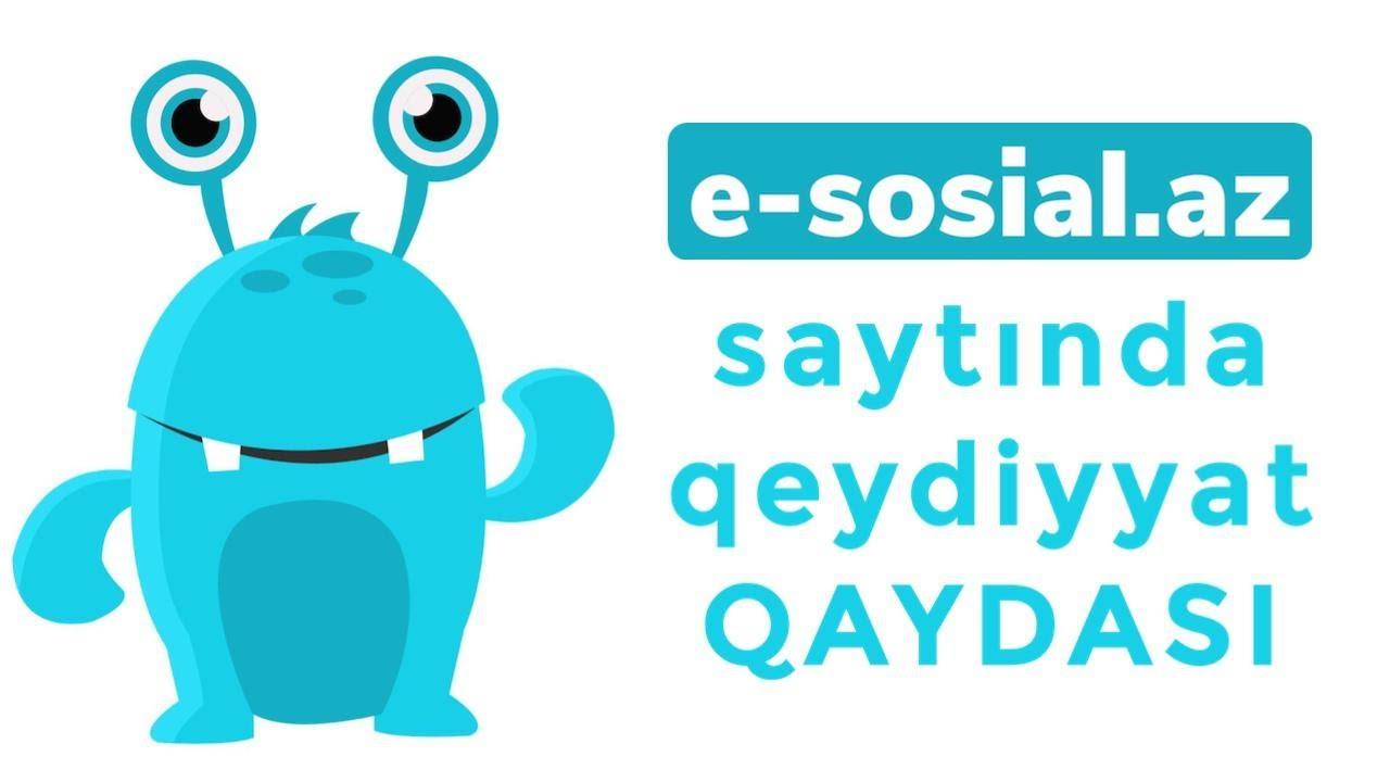 E-sosial.az - dan Telefonla birdəfəlik sosial yardım üçün necə qeydiyyatdan keçmək olar?