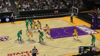NBA 2K11 PC Gameplay Lowest Settings