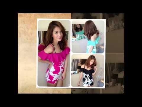 แฟชั่นเสื้อผ้า มาแรง เสื้อผ้าแฟชั่นวัยรุ่น ผู้หญิง น่ารัก