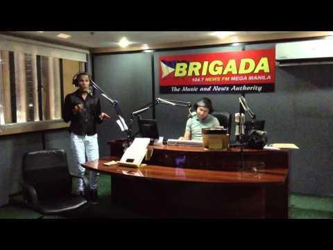 MOJAK PEREZ (#2)-Live Guesting in BRIGADA NEWS FM 104.7