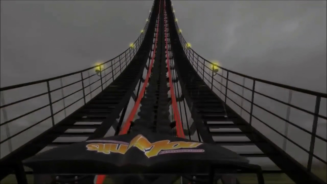Bu 360° VR Hız Treni Yolculuğunda Gözlerinize İnanamayacaksınız!