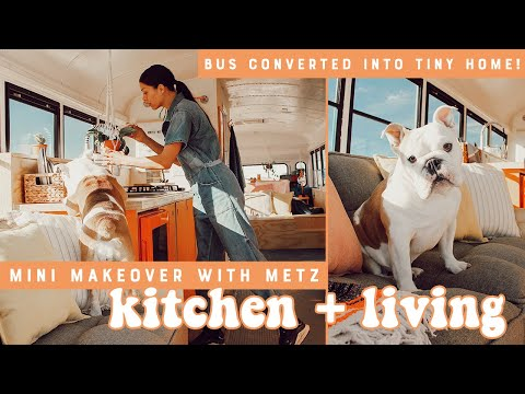 styling-modern-builds-bus-tiny-home-conversion-|-episode-2-diy-living-room-and-kitchen-makeover!
