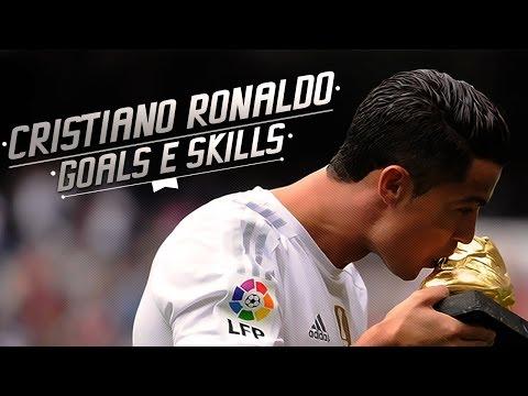 Cristiano Ronaldo  - Goals & Skills 2015/2016 - 1080p