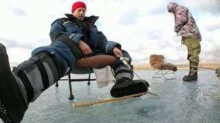 Рыбалка онлайн. Озеро Иртяш. Чебак, окунь, щука.