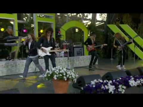 H.E.A.T - Keep on Dreaming (Live on Allsång på Skansen 2009) HD