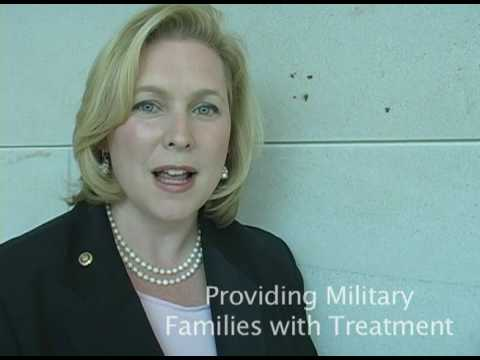 Senator Gillibrand's Autism Plan