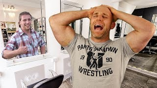 Going Bald SUCKS!! But You'll Be Alright… (Simon Miller Vlog)