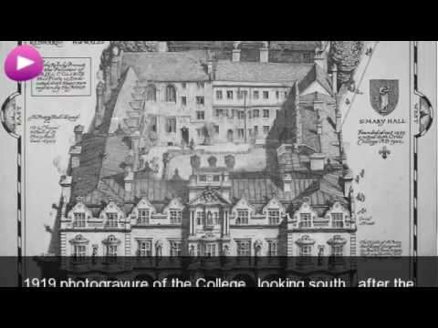 Oriel College, Oxford Wikipedia travel guide video. Created by Stupeflix.com