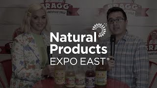 Expo East 2019 Video: Katy Perry Talks Bragg Investment, Bringing Apple Cider Vinegar Mainstream