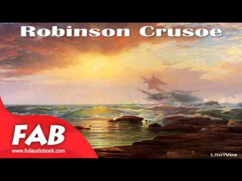 Robinson Crusoe Part 1/2 Full Audiobook by Daniel DEFOE by Action & Adventure Fiction