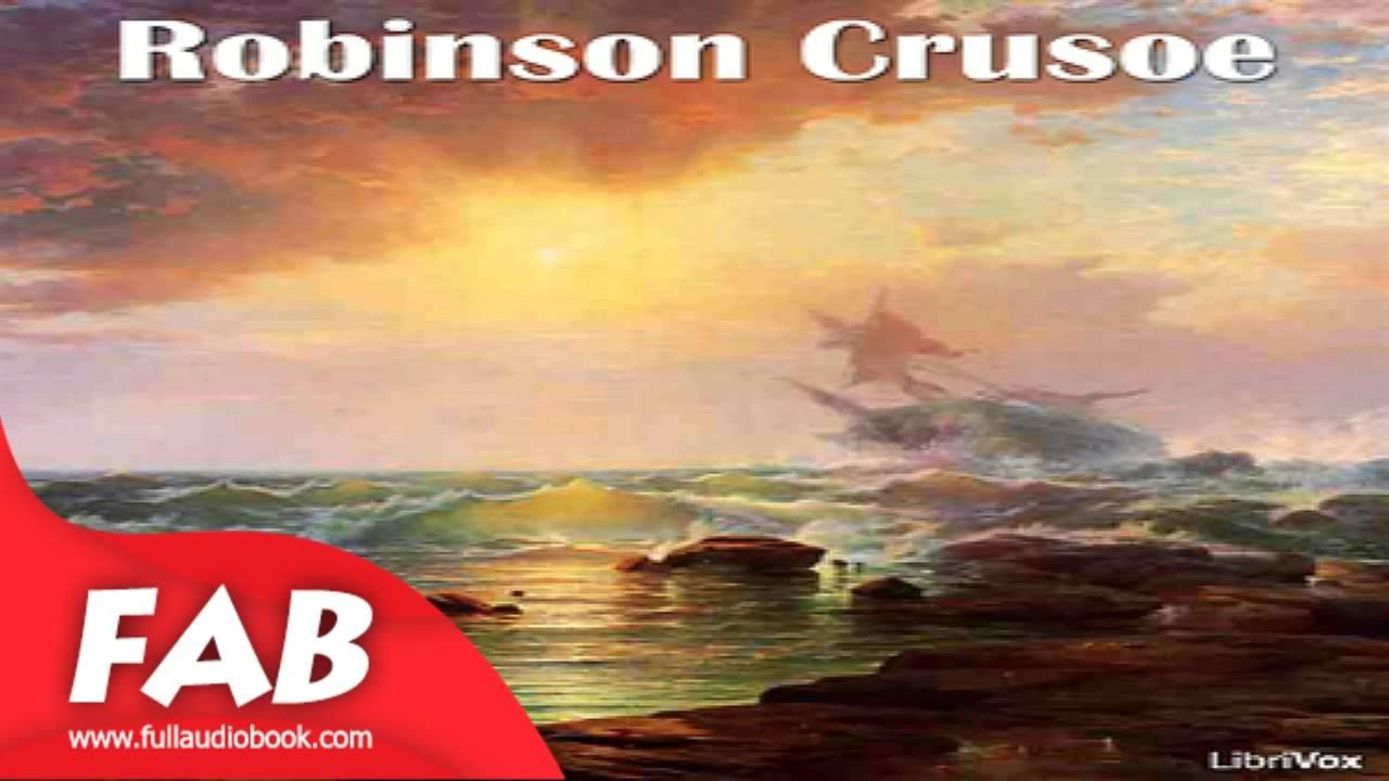 audiobook robinson crusoe