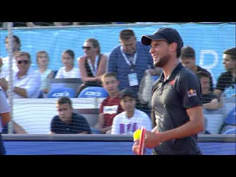 Fantastičan poen Tima i Dimitrova na Adria Tour 2020 | SPORT KLUB TENIS