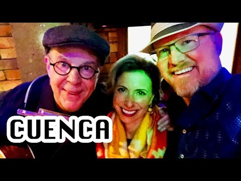 Cuenca Ecuador Gringo Saturday (2019)