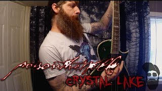 Poison The Well - Crystal Lake Guitar Cover / ESP EC1000 Deluxe / EMG Pick Ups
