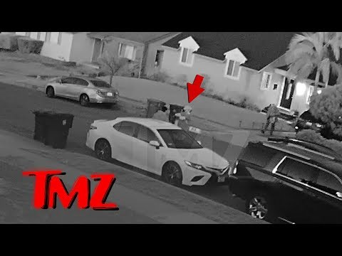 Disney Star Adam Hicks Allegedly Caught on Video Committing Armed Robbery   TMZ