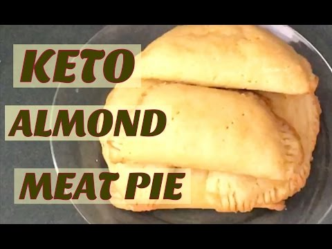 keto//almond-meat-pie