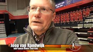 Joop van Randwijk oud-coach River Trotters