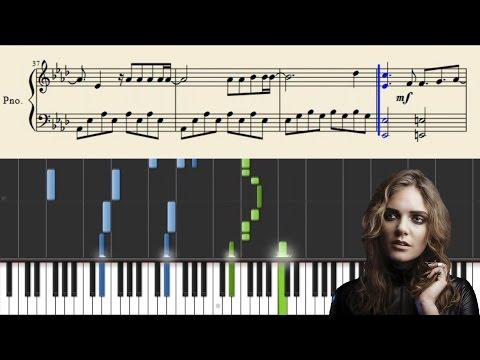 Tove Lo - Scars (Divergent: The Allegiant) - Piano Tutorial + Sheets